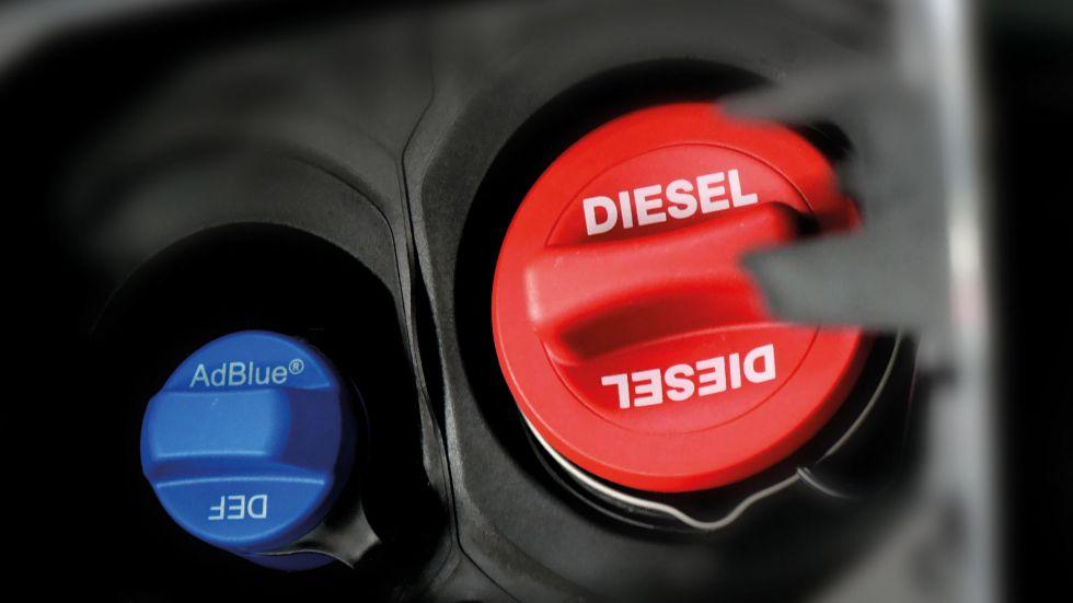 Diesel Rückruf